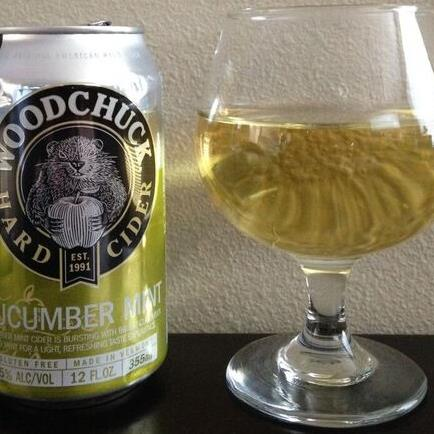 picture of Woodchuck Tank Series #2, Cucumber Mint submitted by cidersays