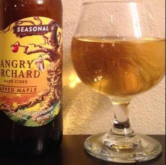 picture of Angry Orchard Tapped Maple submitted by cidersays