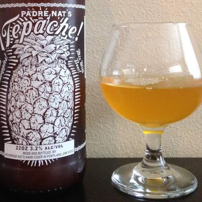 picture of Reverend Nat's Hard Cider Tepache! submitted by cidersays