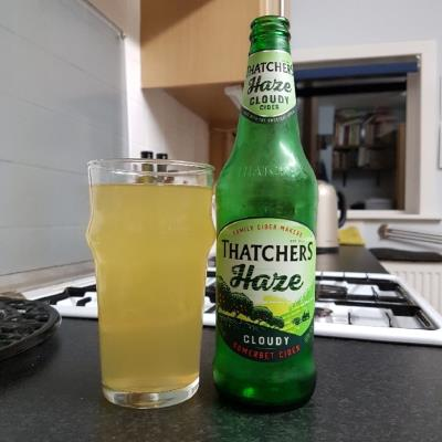 picture of Thatchers Cider Company Thatcher's Haze submitted by BushWalker