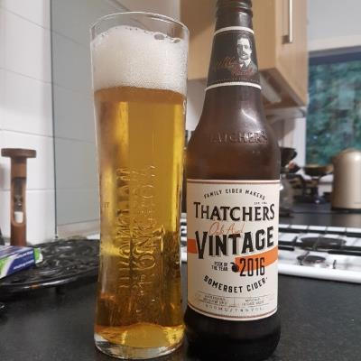 picture of Thatchers Cider Company Thatcher's Vintage 2016 Somerset Cider submitted by BushWalker