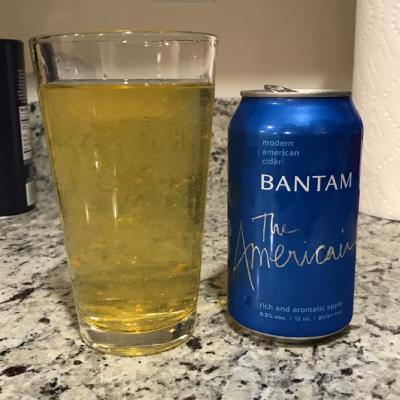picture of Bantam Cider The Americain submitted by noses