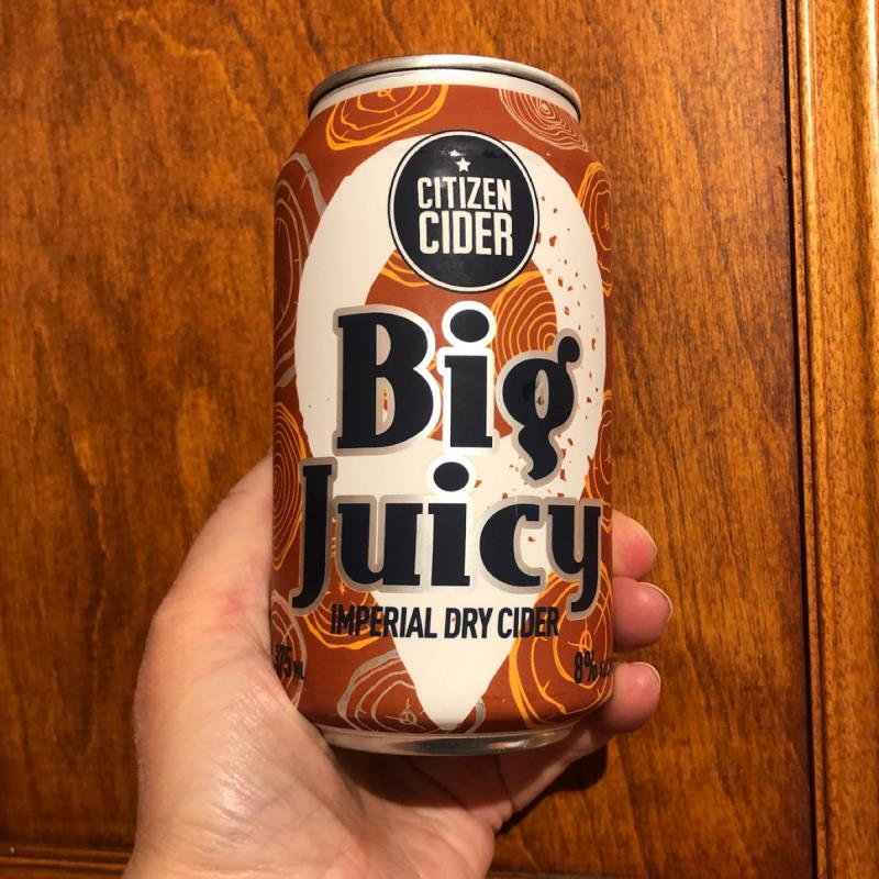 picture of Citizen Cider The Big Juicy submitted by Cideristas
