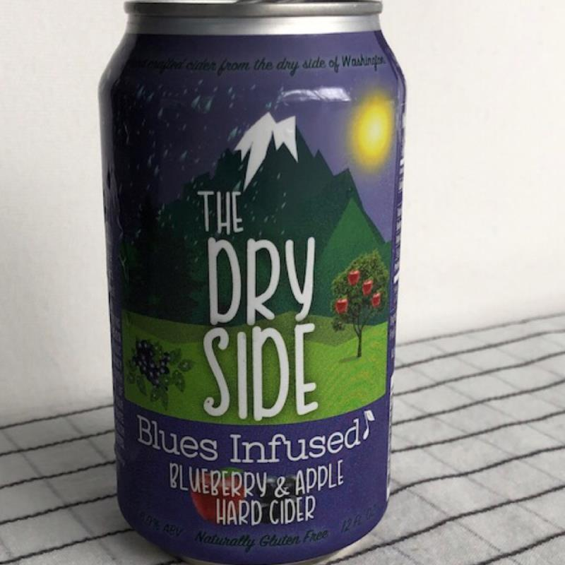 picture of Tieton Cider Works The Dry Side (Blues Infused) submitted by Hillary