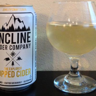 picture of Incline Cider Company The Explorer: Hopped Cider submitted by cidersays