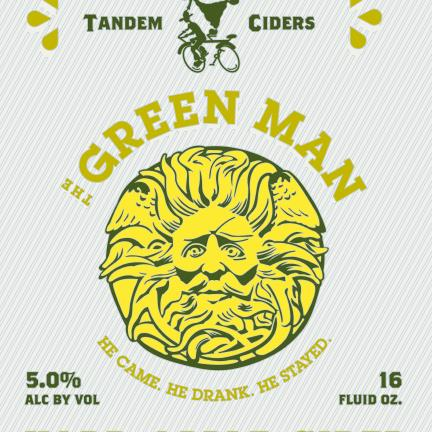 picture of Tandem Ciders The Green Man submitted by KariB