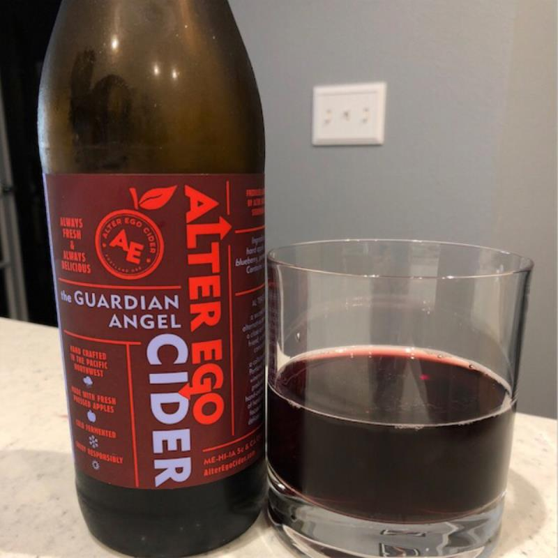 picture of Alter Ego Cider The Guardian Angel submitted by Hillary