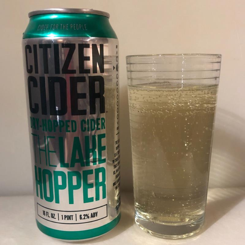 picture of Citizen Cider The Lake Hopper submitted by Cideristas