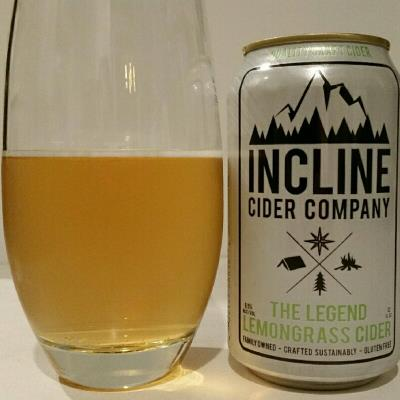 picture of Incline Cider Company The Legend: Lemongrass Cider submitted by david