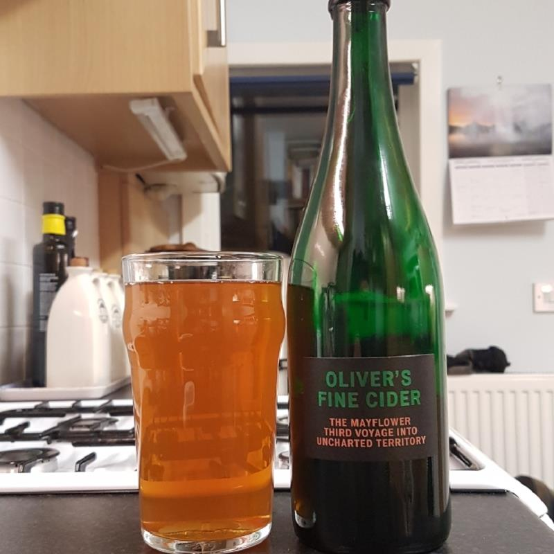 picture of Oliver's Cider and Perry The Mayflower - Third Voyage submitted by BushWalker