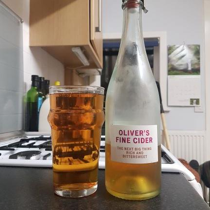 picture of Oliver's Cider and Perry The Next Big Thing submitted by BushWalker