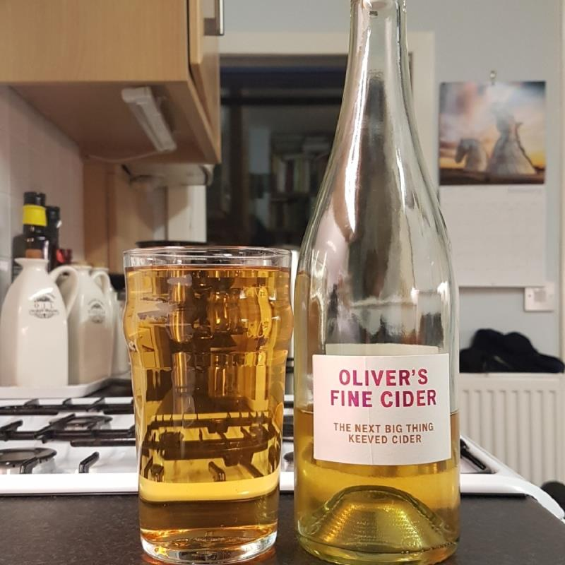picture of Oliver's Cider and Perry The Next Big Thing Keeved submitted by BushWalker