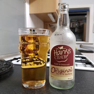 picture of Harry's Cider The Original submitted by BushWalker