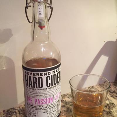 picture of Reverend Nat's Hard Cider The Passion submitted by herharmony23