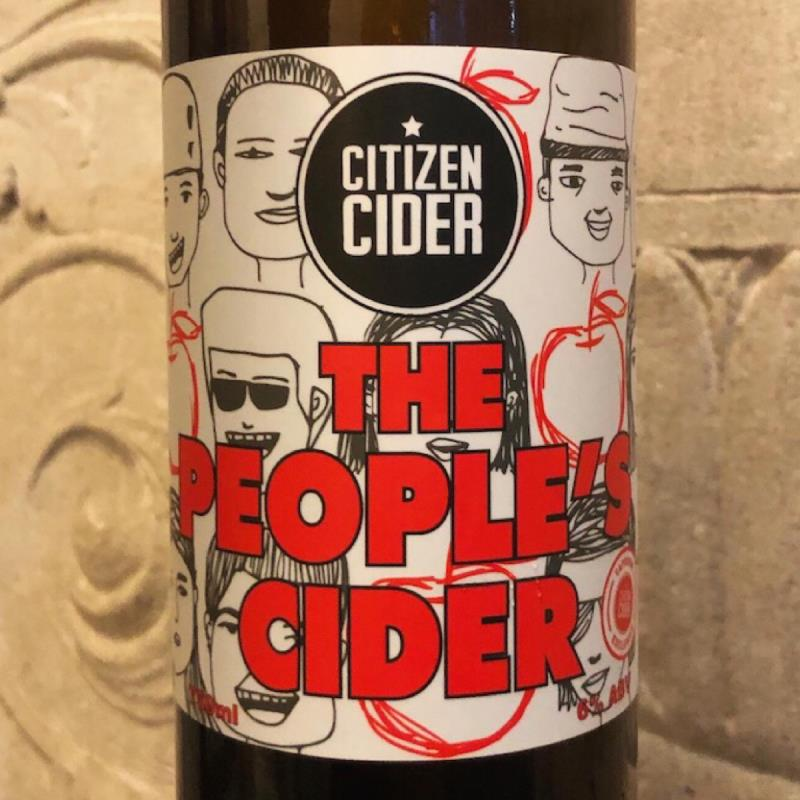 picture of Citizen Cider The People's Cider submitted by Cideristas