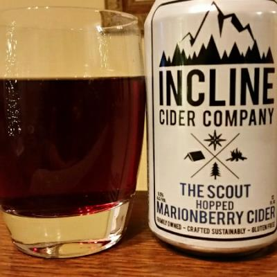 picture of Incline Cider Company The Scout: Hopped Marionberry submitted by david