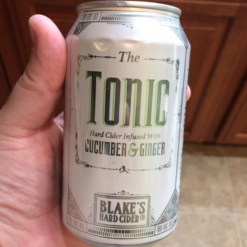 picture of Blake's Hard Cider Co. The Tonic submitted by Fro