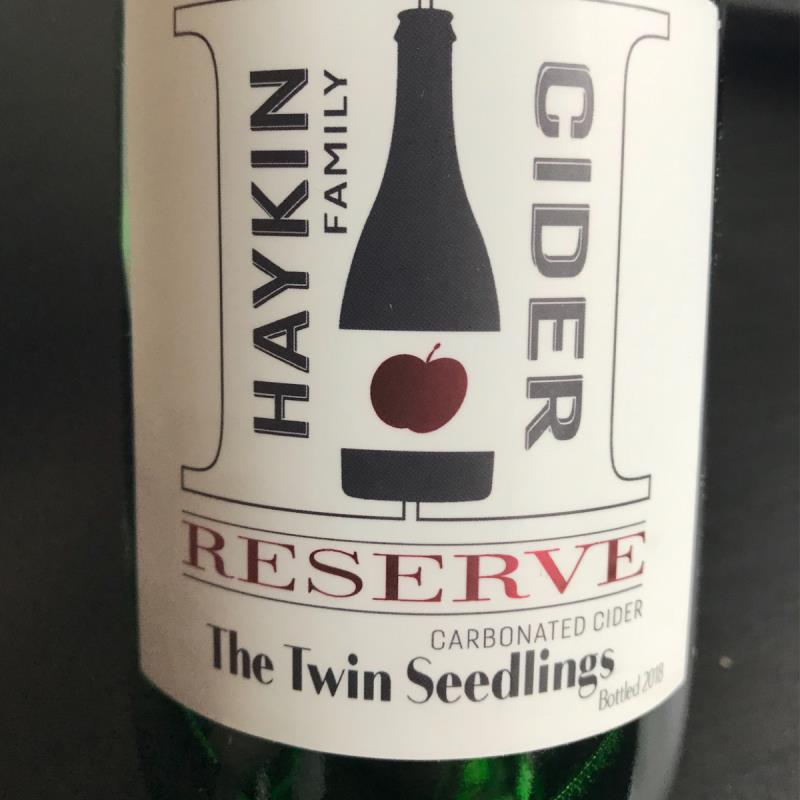 picture of Haykin Family Cider The Twin Seedlings submitted by KariB