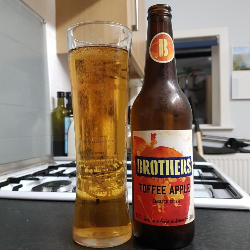 picture of Brothers Drinks Company Toffee Apple submitted by BushWalker