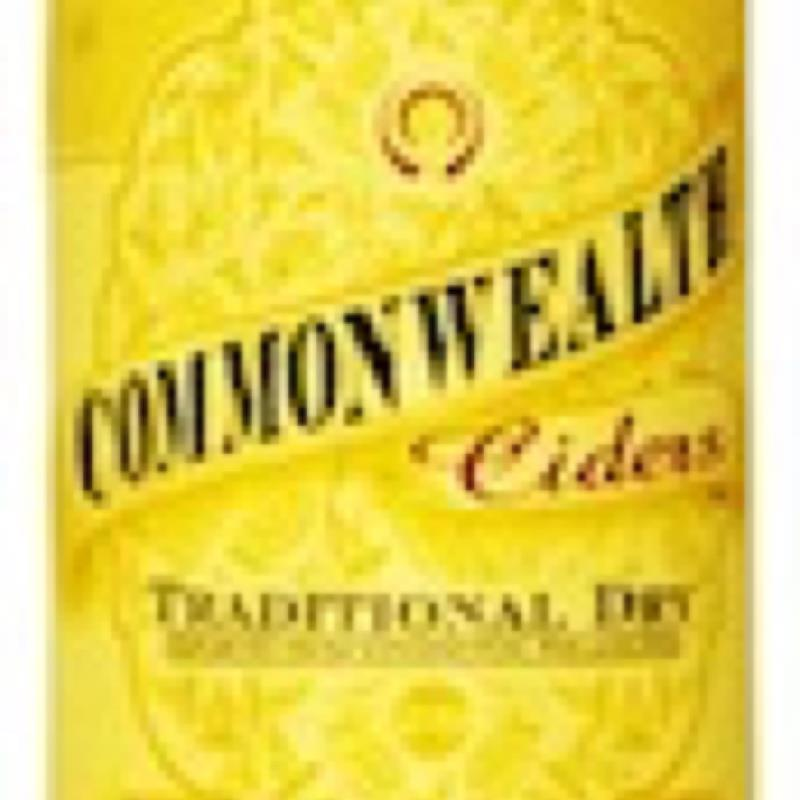 picture of Commonwealth Ciders Traditional Dry submitted by Mbidez
