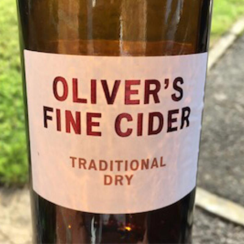 picture of Oliver's Cider and Perry Traditional Dry submitted by Judge