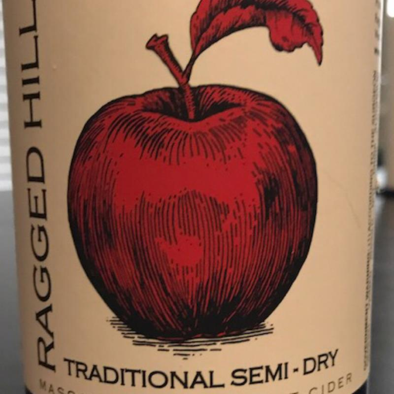 picture of Ragged Hill Cider Traditional Semi-Dry submitted by KariB