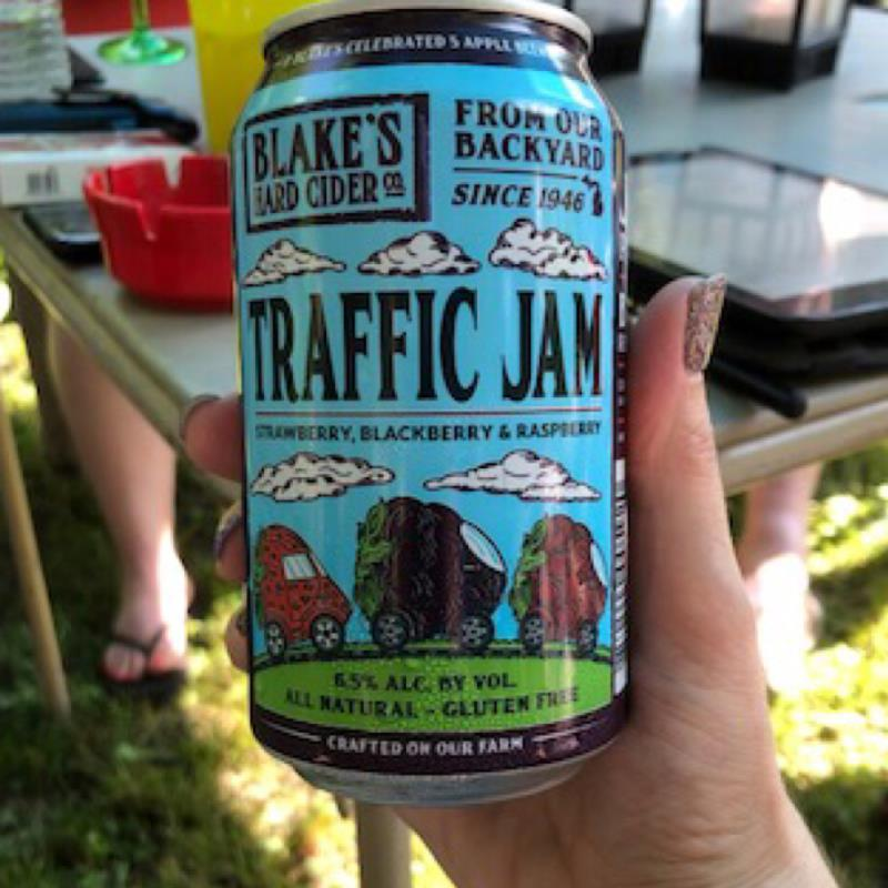 picture of Blake's Hard Cider Co. Traffic Jam submitted by JjCamins