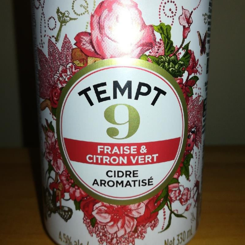 picture of Royal Unibrew Tempt No.9 submitted by NathanKendall