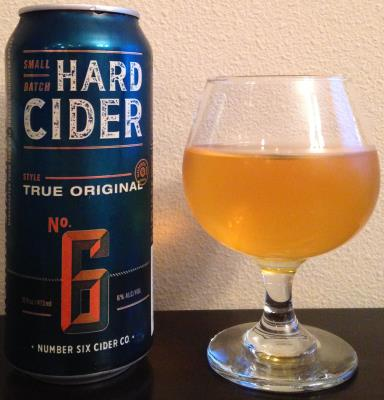 picture of Number 6 Cider True Original Cider submitted by cidersays