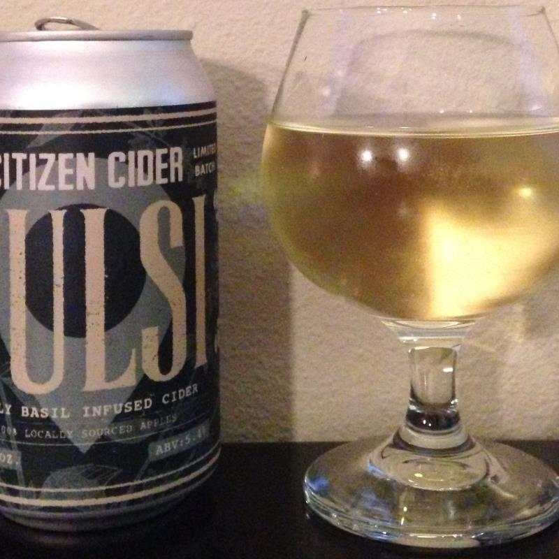 picture of Citizen Cider Tulsi submitted by cidersays