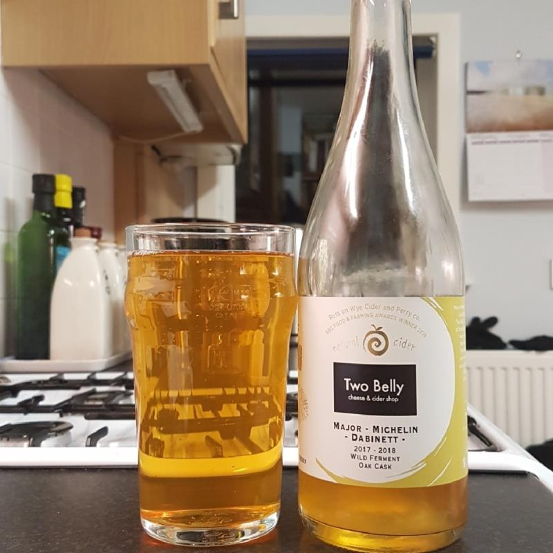 picture of Ross-on-Wye Cider & Perry Co Two Belly 2017-2018 submitted by BushWalker