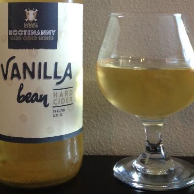 picture of Locust cider Vanilla Bean submitted by cidersays
