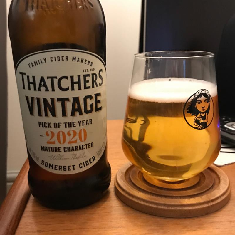 picture of Thatchers Cider Company Vintage 2020 submitted by Judge