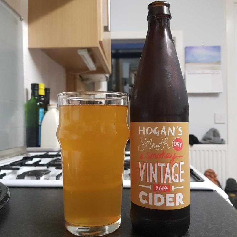 picture of Hogan's Cider Vintage Cider 2014 submitted by BushWalker