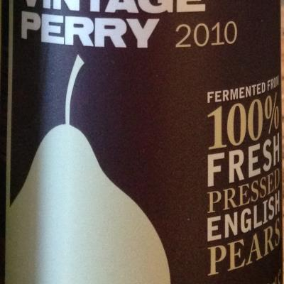 picture of Hogan's Cider Vintage Perry 2010 submitted by cidersays