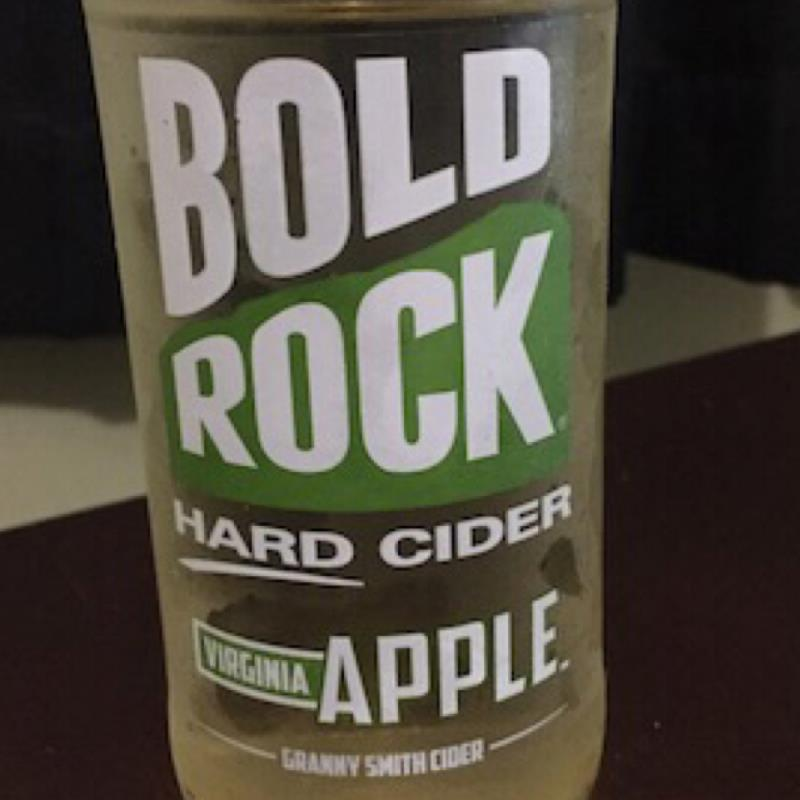 picture of Bold Rock Hard Cider Virginia Apple submitted by Pcrady