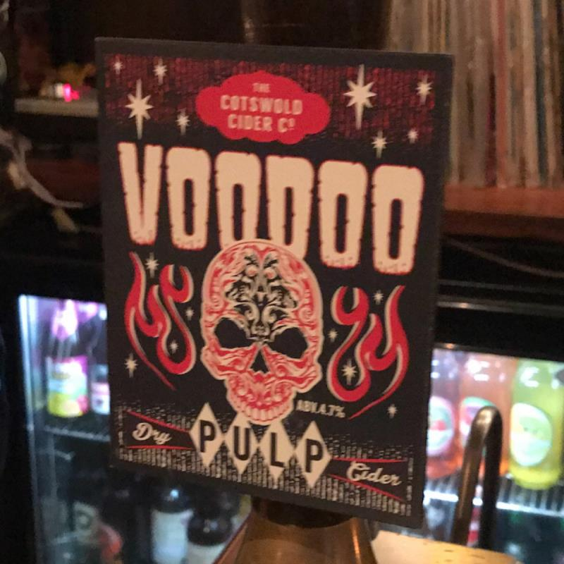 picture of The Cotswold Cider Co Voodoo pulp submitted by Squamy