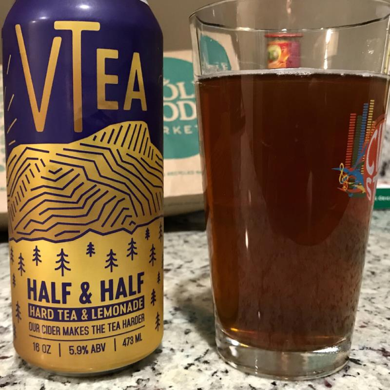 picture of Stowe Cider VTea Half & Half submitted by noses