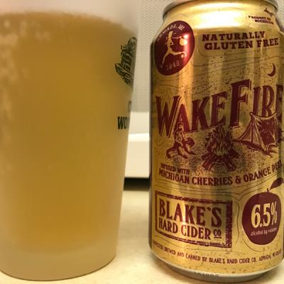 picture of Blake's Hard Cider Co. WakeFire submitted by noses