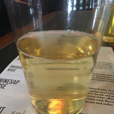 picture of Seattle Cider Washington Heirloom - 2016 submitted by kiyose