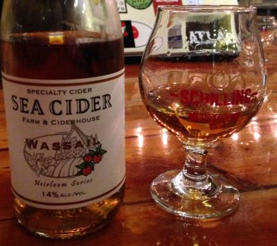picture of Sea Cider Wassail submitted by cidersays