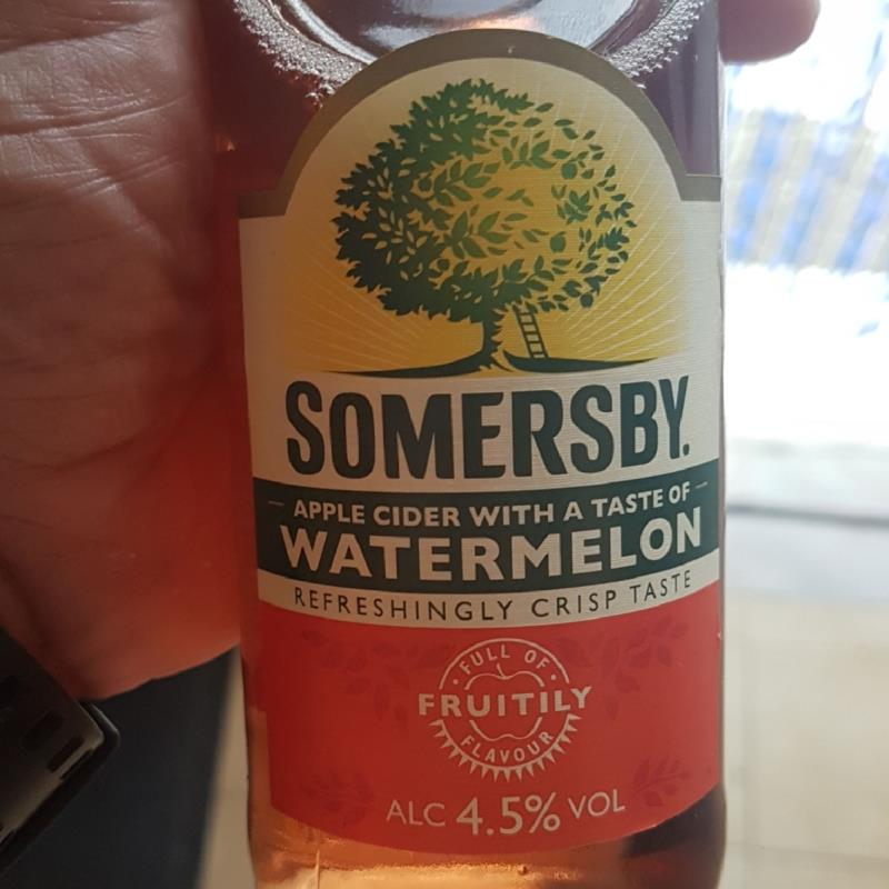 picture of Somersby Watermelon submitted by nunard