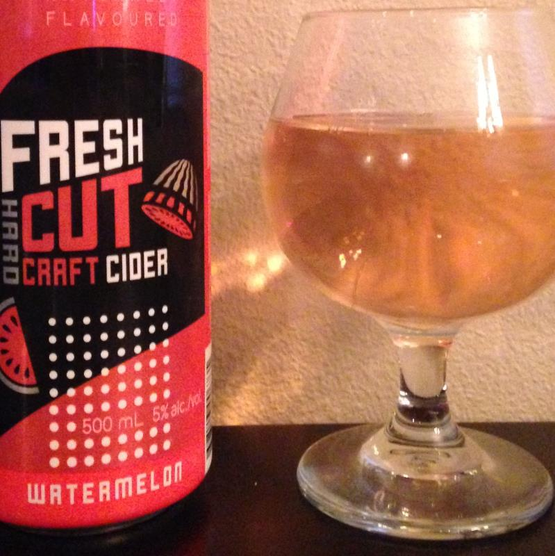 picture of Fresh Cut Watermelon Cider submitted by cidersays