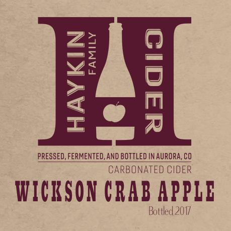 picture of Haykin Family Cider Wickson Crabapple submitted by KariB