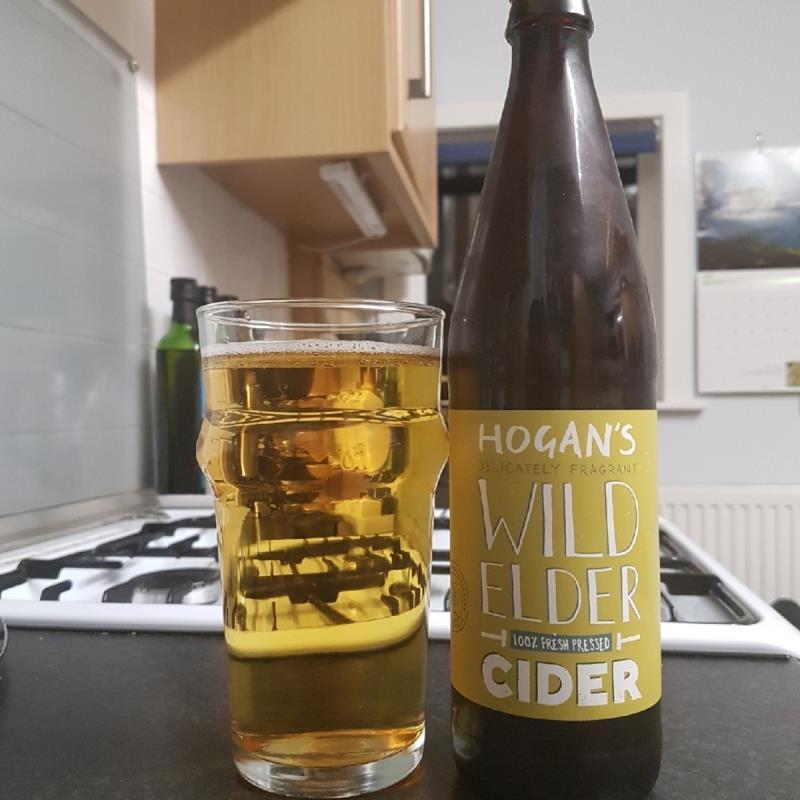 picture of Hogan's Cider Wild Elder submitted by BushWalker