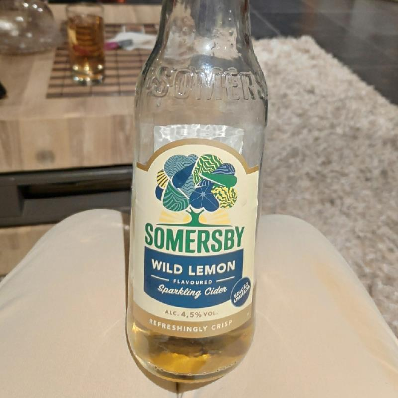 picture of Somersby Wild Lemon submitted by Lars