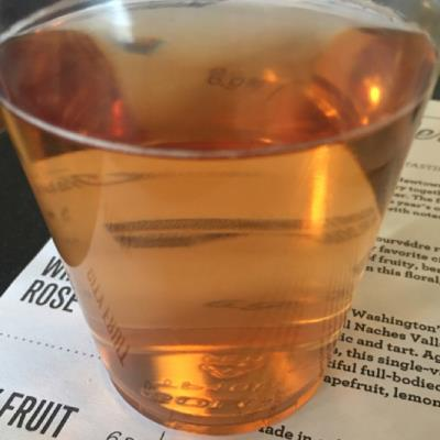 picture of Seattle Cider Winesap Rosé 2016 submitted by kiyose