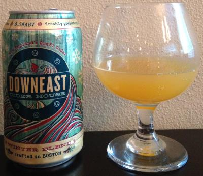 picture of Downeast Winter Blend submitted by cidersays