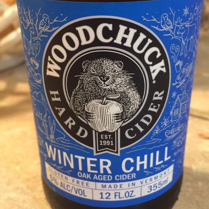picture of Woodchuck Winter Chill submitted by Fro