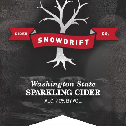 picture of Snowdrift Cider Co. Winter Red submitted by KariB
